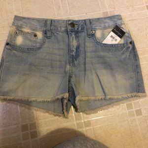 vintage ralph lauren denim shorts